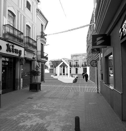 Plaça del Poble