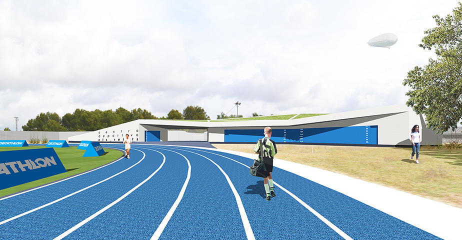 Instalaciones Deportivas Decathlon