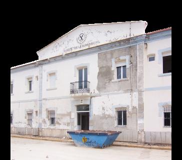 Casa Cuartel de la Guardía Civil en Moraira