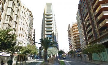 Rehabilitación Edificio CAM en La Rambla de Alicante
